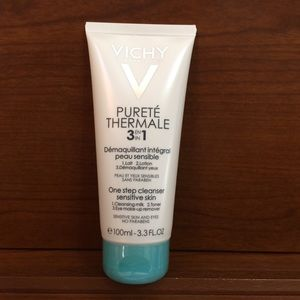 Vichy Makeup - Vichy Purete Thermale 3 in 1 One Step Cleanser